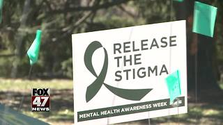 Events planned at MSU to recognize Mental Health Awareness Week - Video