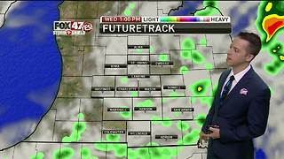 Dustin's Forecast 8-7 - Video