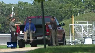 No bomb found at Oshkosh West after threat - Video