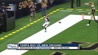 Saints defense humbled by Buccaneers' offense