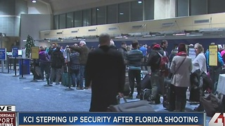 KCI officials monitoring situation in Florida