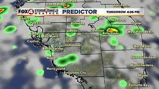 Sunny & Warm Days, Slim Rain Chances - Video