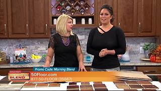 50 Floor has some incredible offers on flooring for the month of October - Video