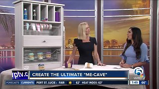 """Creating the ultimate 'me-cave"""""""