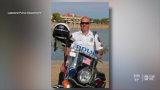 Lakeland Police Officer killed in motorcycle crash, sheriff's office investigating