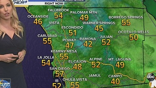 Kristen 11pm December 4 Forecast - Video