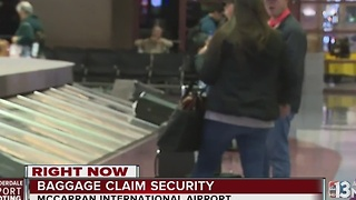 No changes in McCarran Airport security after Fort Lauderdale shooting - Video