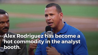 ESPN Trying To Steal Alex Rodriguez From Fox Sports - Video