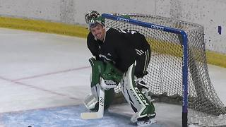 Dallas Stars open training camp in Boise