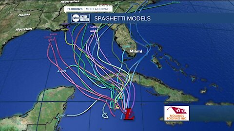 Tracking the Tropics | October 24 morning update