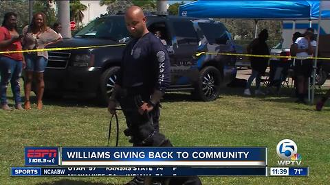 Former NBA Star Jayson Williams using basketball to give back