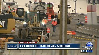 Businesses along Central70 project try to stay positive through construction