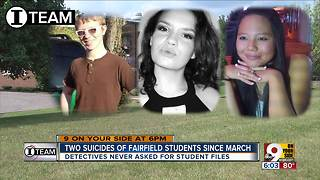 Are 3 suicides a red flag at Fairfield school?