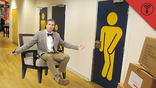 Stuff You Should Know: Don't Be Dumb: Why Do Our Legs Fall Asleep on the Toilet? - Video