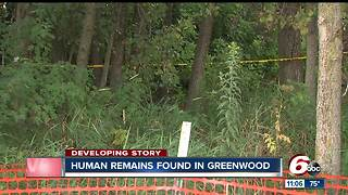 Human remains found near Greenwood shopping center
