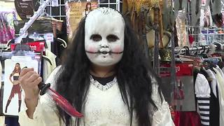 Budget-friendly costume ideas for Halloween - Video