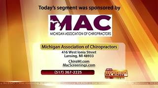 Michigan Association of Chiropractors- 9/12/17 - Video