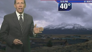 A Blustery, Colder Wednesday - Video