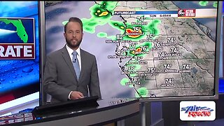 Florida's Most Accurate Forecast with Jason on Saturday, July 6, 2019