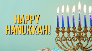 Happy Hanukkah! - Video