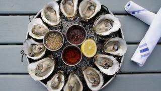 Diving for Long Island's Freshest Oysters - Video