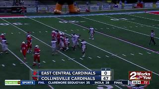 Collinsville vs East Central - Video