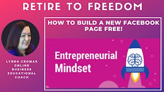 How To Build A New Facebook Page Free!