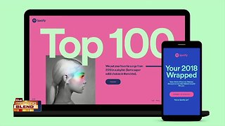 Spotify Reveals 2018 Year in Music