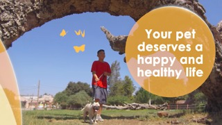 Your pet deserves a happy and healthy life - Video