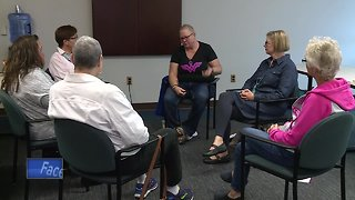 Breast cancer survivor creates support group to help others