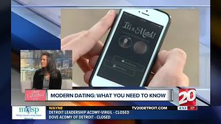 Modern dating: What you need to know - Video