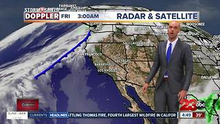 Friday Morning Weather Update 12/15/17 - Video