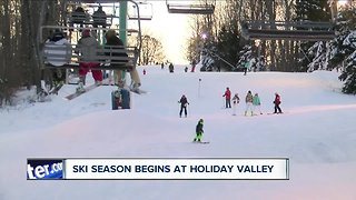 Skiing is back in WNY