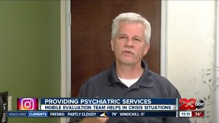Mobile Evaluation team helps in crisis situations