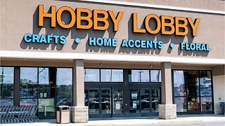 Hobby Lobby 'Will Remain Open Until The National Guard Comes In' To Forcibly Close Stores