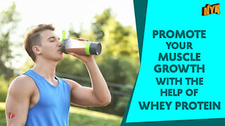 Top 3 Health Benefits Of Whey Protein