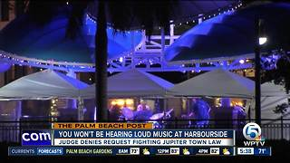 Judge makes decision about music at Harborside - Video