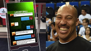 LaVar Ball Will Annoy the F**K Outta You in NBA 2K18 - Video