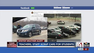 Kansas City area schools react to icy conditions