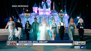 'American Idol' Disney night recap - Video