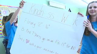 Nampa Schools study the word Kindness - Video