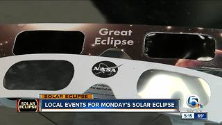 Preparing for the solar eclipse - Video