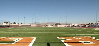 Clark County School District upgrades football fields at 33 schools