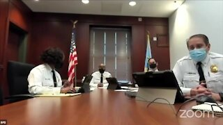 BPD reverses policy, will now require officers to display names on uniforms