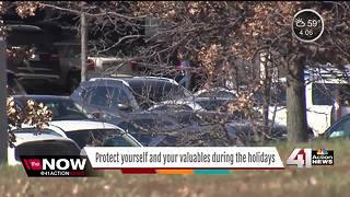 Protect yourself and valuables during holidays - Video