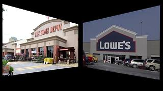 Home depot vs Lowe's: Which is better? - Video