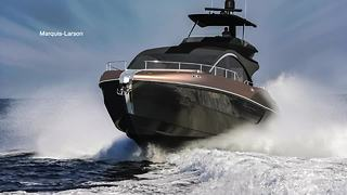 A Wisconsin company is making Lexus' first yacht - Video