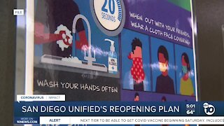 San Diego Unified to retrofit classes ahead of reopening