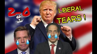 AFTER TRUMPS AQUITTAL, THE LIBERAL TEARS FLOW !