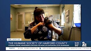 We're Open: The Humane Society of Harford County